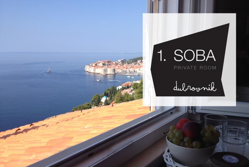 enjoy at bar table at absolute privacy - 1. SOBA private room - Dubrovnik - rentals