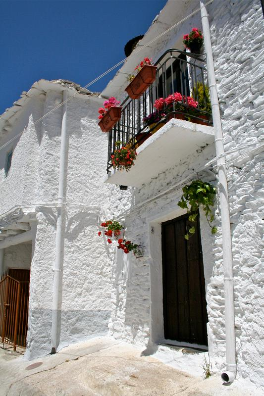 entrance from the street - Traditional house in rural Spain, Andalucia. - Trevelez - rentals