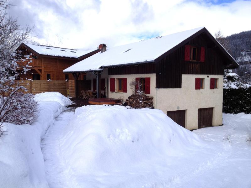 Chalet Shiraz in Winter! - Chalet Shiraz, Chamonix Mont Blanc. Gorgeous..! - Les Houches - rentals