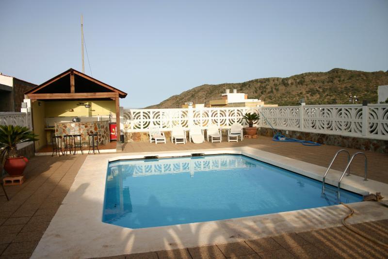 piscina - Fantástica Villa en Gran Canaria con piscina privada - Valsequillo - rentals