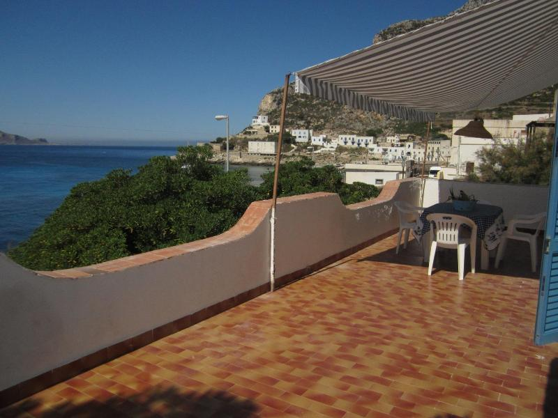 Lovely VILLA with SEA VIEW in LEVANZO island - Image 1 - Levanzo - rentals