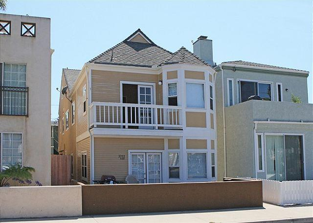 Two parking spots! Clean and in most desireable section of beach! (68328) - Image 1 - Newport Beach - rentals