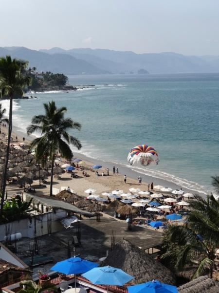 View - El Dorado Penthouse Condo #501 - Puerto Vallarta - rentals