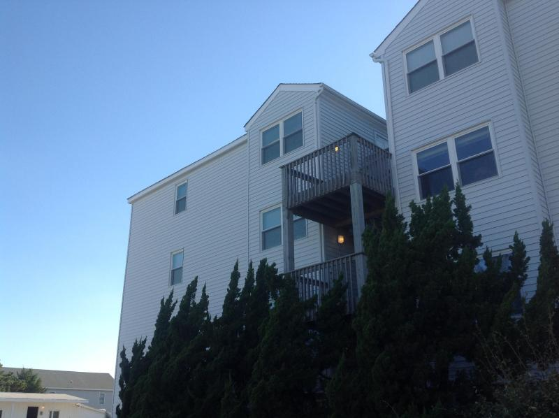 Exterior of Station One - Station One 2-C, 2 Bedroom Condo, w/Flex-Stay - Kill Devil Hills - rentals