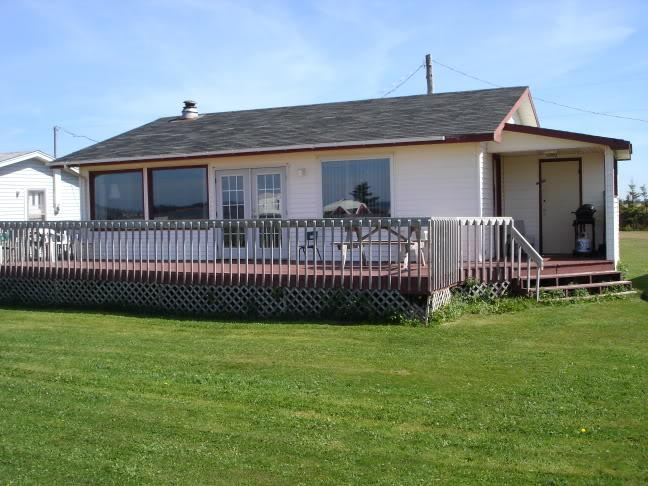 Cottages on PEI - Shoreline Cottages - Beach Time - Image 1 - Bedeque - rentals