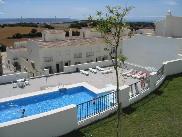 Communal swimming pool - Vejer holiday house with large communal pool - Vejer - rentals