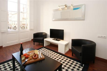 Barcino Apartment H - Image 1 - Barcelona - rentals