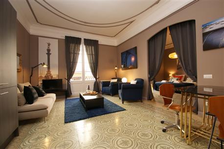Barcino Apartment I - Image 1 - Barcelona - rentals