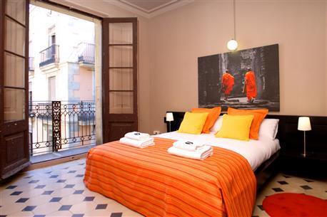 Barcino Apartment F - Image 1 - Barcelona - rentals