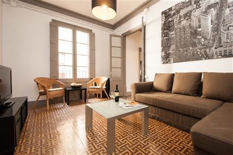 Barcino Apartment K - Image 1 - Barcelona - rentals