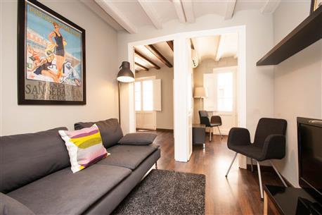 Laietana Gothic Apartment C - Image 1 - Barcelona - rentals