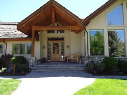 Highlands, Stunning Elkhorn Home with Views - Image 1 - Sun Valley - rentals