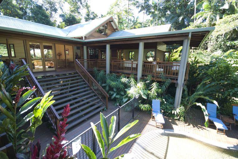janbal - janbal rainforest retreat - Daintree - rentals