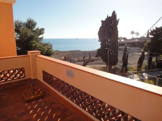 Terrace - Tarraco Apartment - Tarragona - rentals