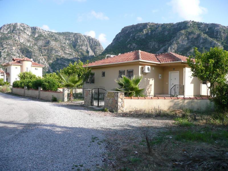 Front View of Villa Rosina - Villa Rosina - Dalyan - rentals