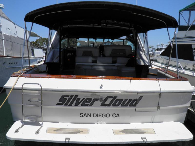 Silver Cloud - BOAT & BREAKFAST -  Silver Cloud - Pacific Beach - rentals
