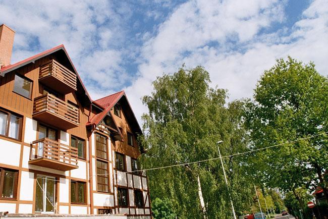 Building Boczna 9 - Apartament studio - Kowalewo Pomorskie - rentals