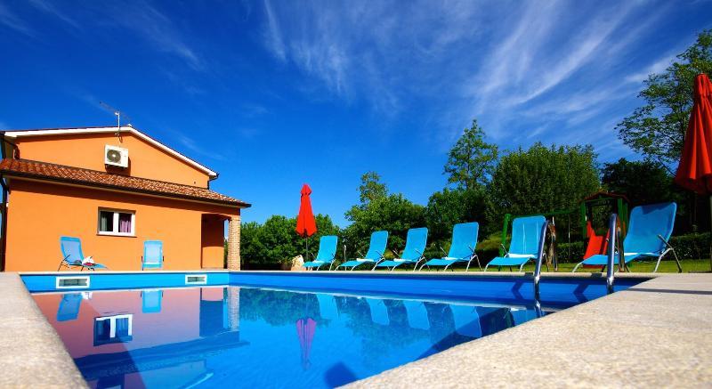 Modern Villa near Motovun - Image 1 - Motovun - rentals