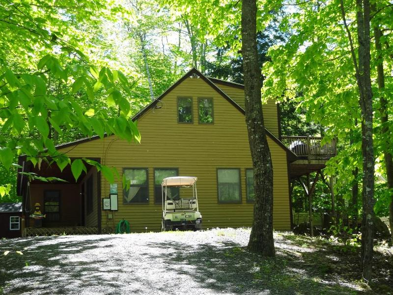 the vacation home - Vacation Home on Lake Sebago on Frye Island - Frye Island - rentals