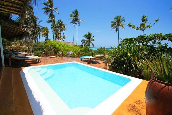 Villa Pool - Matemwe Beach House - Zanzibar - rentals