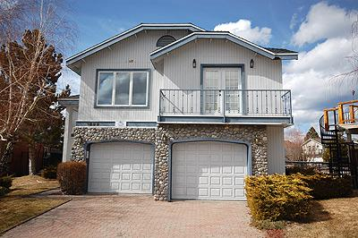 Exterior - 1899 Cascade Court - South Lake Tahoe - rentals