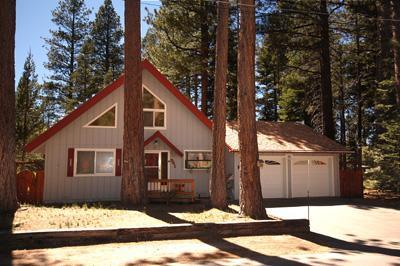 Exterior - 541 Anita Drive - South Lake Tahoe - rentals