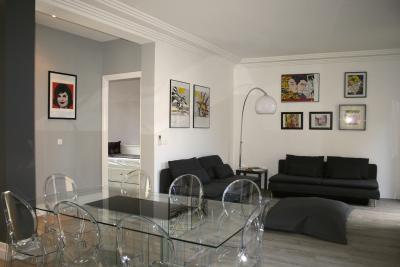Forville Delux Cannes Vacation Home with a Terrace - Image 1 - Cannes - rentals