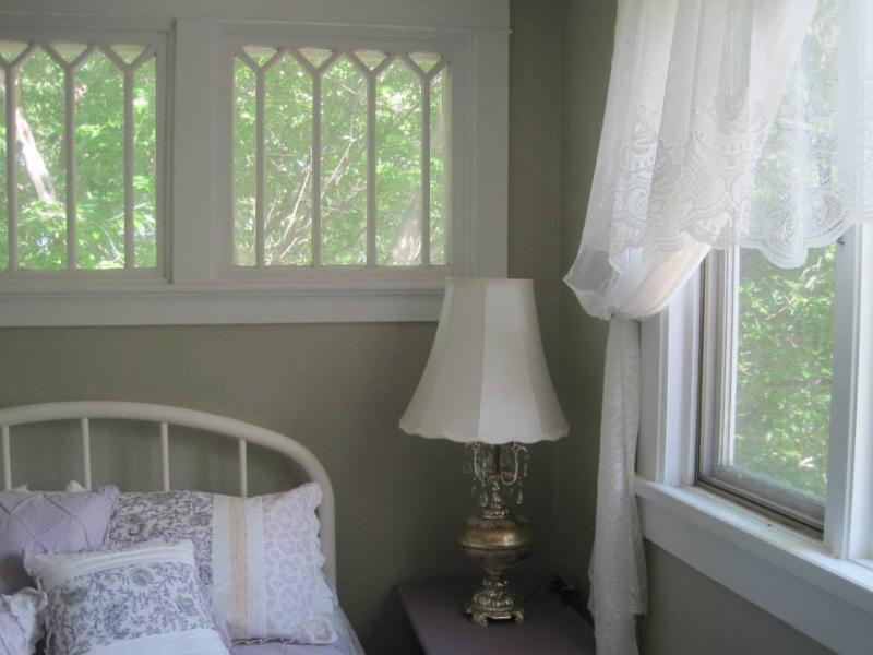 The Greta Room - lots of bright windows - Beautiful Victorian Home Rental - Lethbridge - rentals