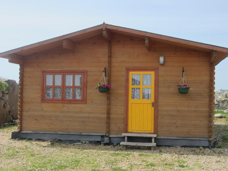 1 of a kind- Log Cabin, Connemara,Galway - Image 1 - Galway - rentals