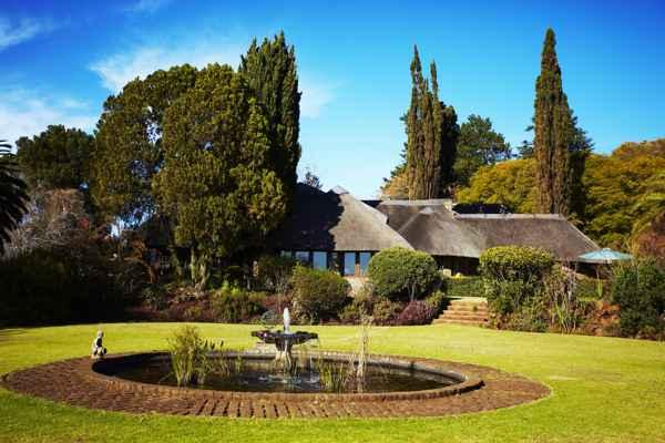 Lodge Fountain View - Sterkfontein Heritage Lodge - Krugersdorp - rentals