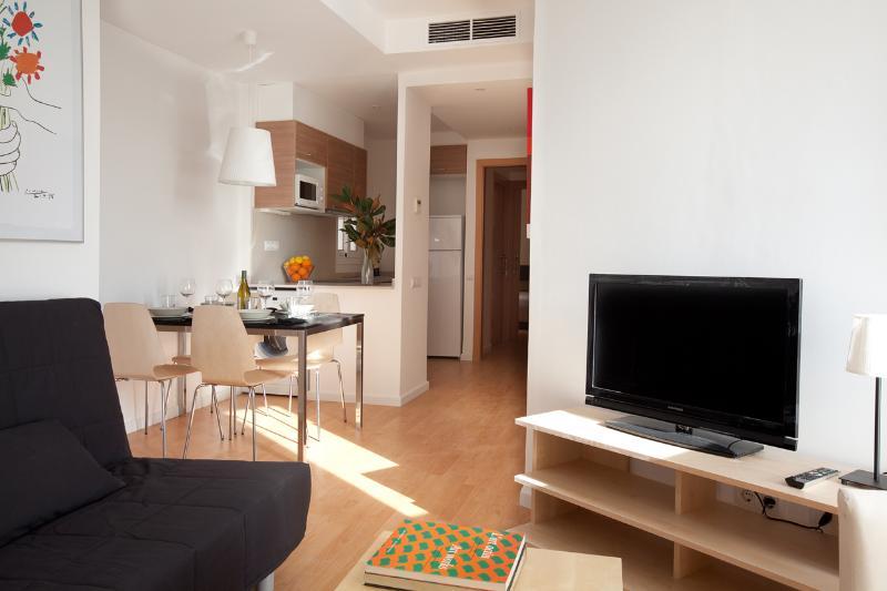 Vista del comedor - Sagrada Familia design 2 - Barcelona - rentals
