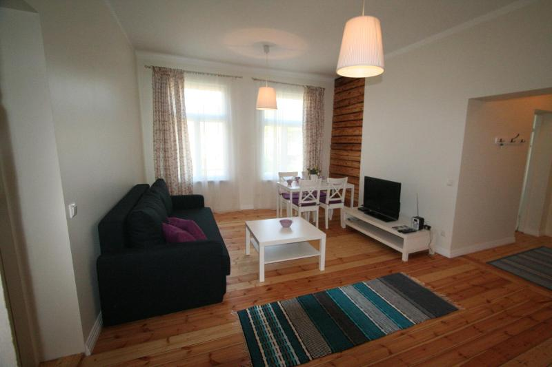 Apartment - great location, everything is close - Image 1 - Parnu - rentals