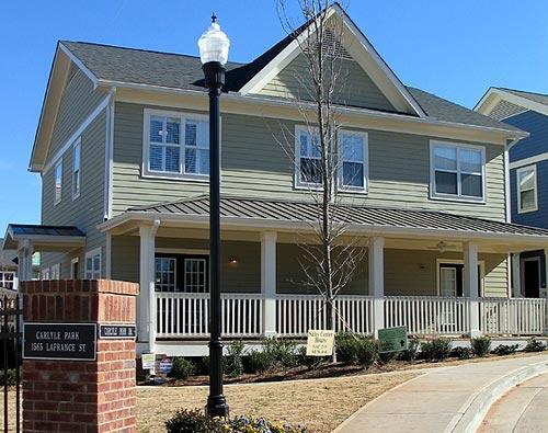 Contemporary 3 bedroom 3.5 bathroom Townhouse (12 Month Minimum) - Image 1 - Atlanta - rentals