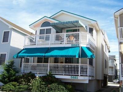 West 2nd 108840 - Image 1 - Ocean City - rentals