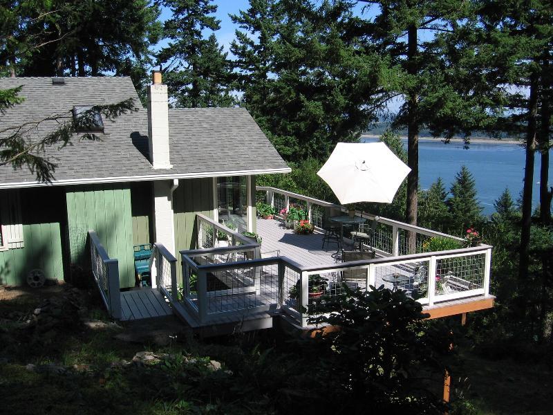 Great Views - Paradise View - Lummi Island - rentals