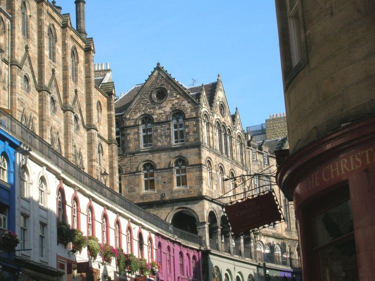 VICTORIA ST WEST BOW - Edinburgh Central Let  West Bow Historic Old T0wn - Edinburgh - rentals