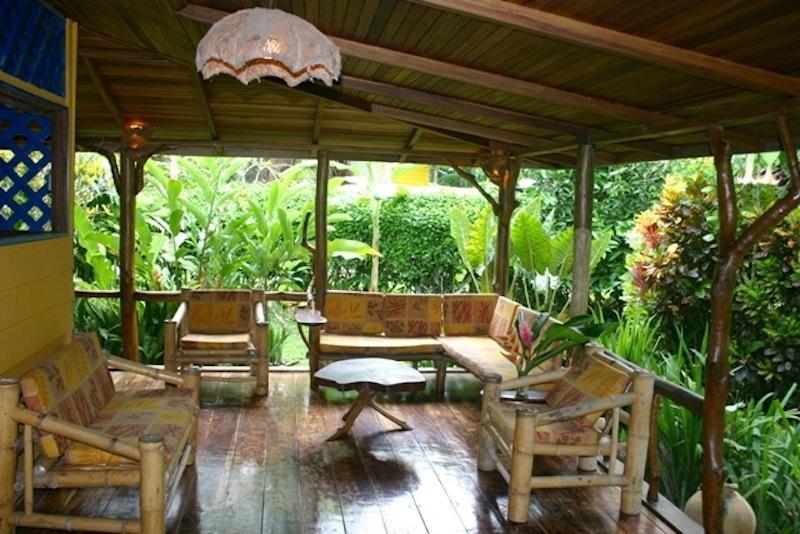 Beach Cozy Private House - Casa Amarilla - Image 1 - Cocles - rentals
