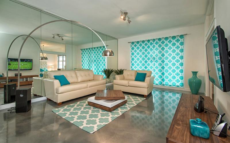 1 Bedroom Penthouse Ocean view - 15th floor - Image 1 - Miami Beach - rentals