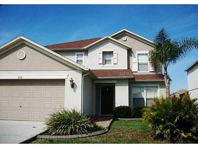 2 story Florida vacation home, with nice tropical landscape/pool, exterior just painted - 3245 sq ft Luxury Villa with Salt water Pool/Spa - Davenport - rentals