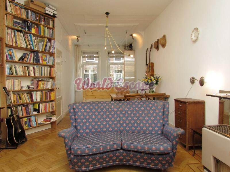 AMS Studio Oud-West Apartment - Key 998 - Image 1 - Amsterdam - rentals