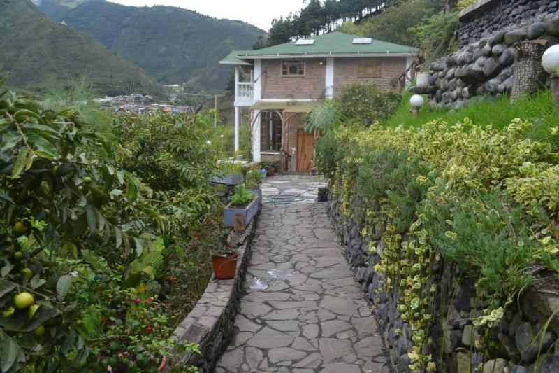 Great Views of Banos de Agua Santa! - Image 1 - Tungurahua Province - rentals