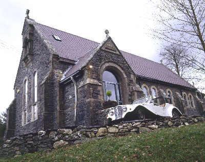 St Curig's Church B&B - St Curig's Church B&B - Conwy - rentals
