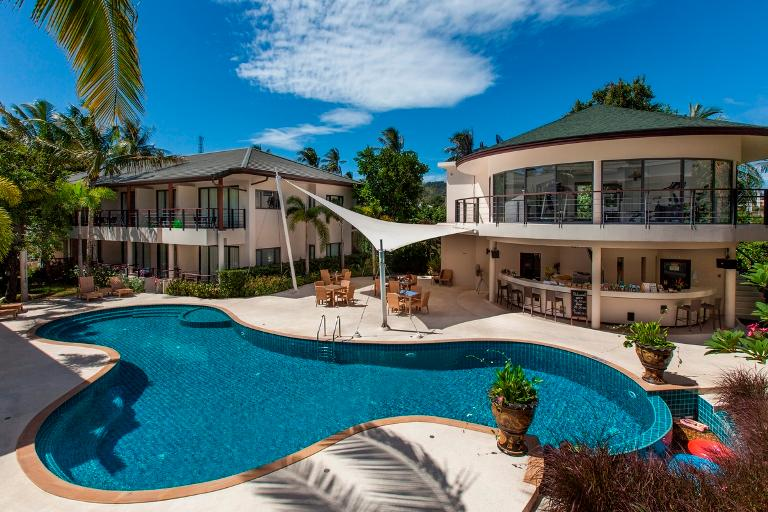 Beautiful Apartment just 200 m. to Plai Laem Beach - Image 1 - Koh Samui - rentals