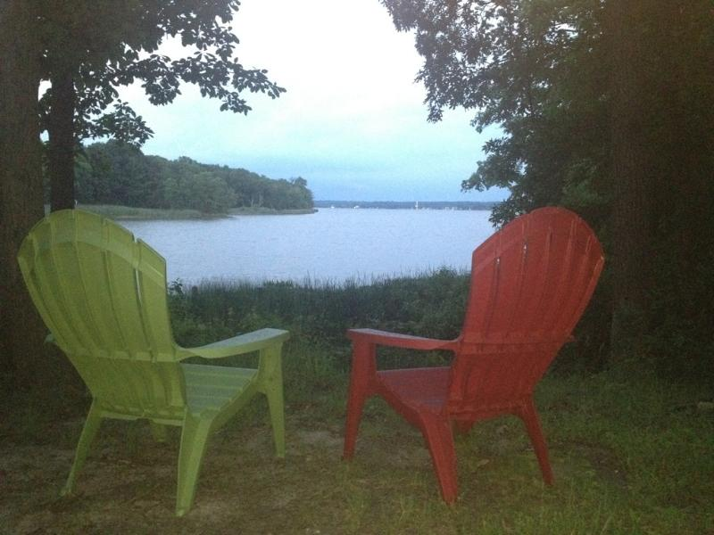 Sit here and watch the eagles! - Relaxation At Its Best!!!! - North East - rentals