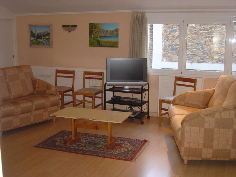 Livingroom - Arinsal, Andorra apartment to ski and more - Arinsal - rentals