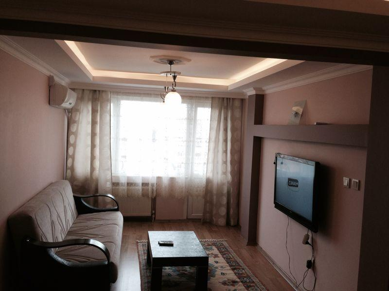 living room - Comfy stay in Sultanahmet!!! - Istanbul - rentals
