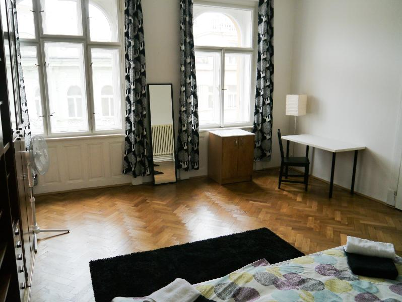 View From Bed - Prague Apartment City Center - Prague - rentals