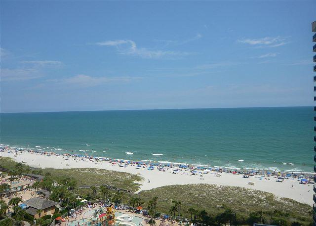 Nice 3 Bedroom Unit, Perfect for Golfers, Kingston Plantation Myrtle Beach SC - Image 1 - Myrtle Beach - rentals