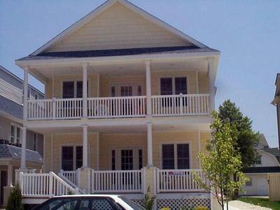 Ocean 1st 19988 - Image 1 - Ocean City - rentals