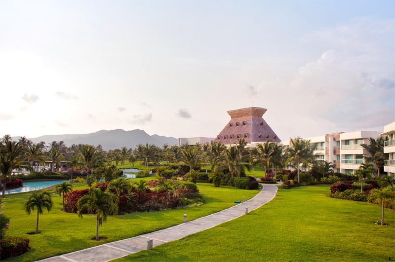 Mayan Palace Master Suite - 2 BR: Acapulco, Mexico - Image 1 - Acapulco - rentals